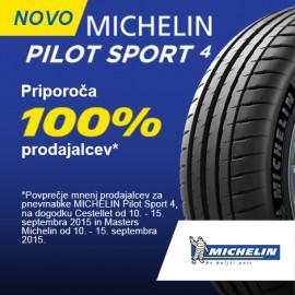 MICHELIN Pilot Sport 4 225/45R17 94Y XL