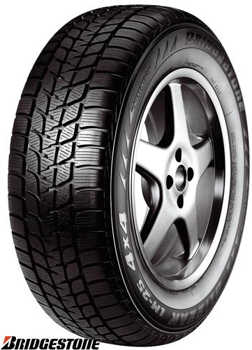 zimske pnevmatike bridgestone blizzak lm-25 4x4 235/60r17 102h