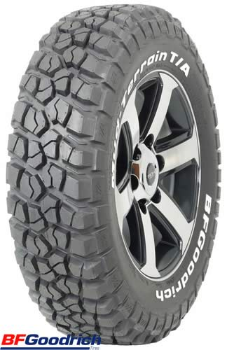 letne pnevmatike bfgoodrich mud terrain t/a km2 245/70r17 119/116q