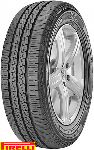 celoletne pnevmatike pirelli chrono four seasons 215/75r16c 113r r-f