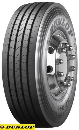 letne pnevmatike dunlop sp344 235/75r17,5 132/130m