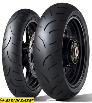 moto pnevmatike dunlop sportmax qualifier ii 190/50r17 73w
